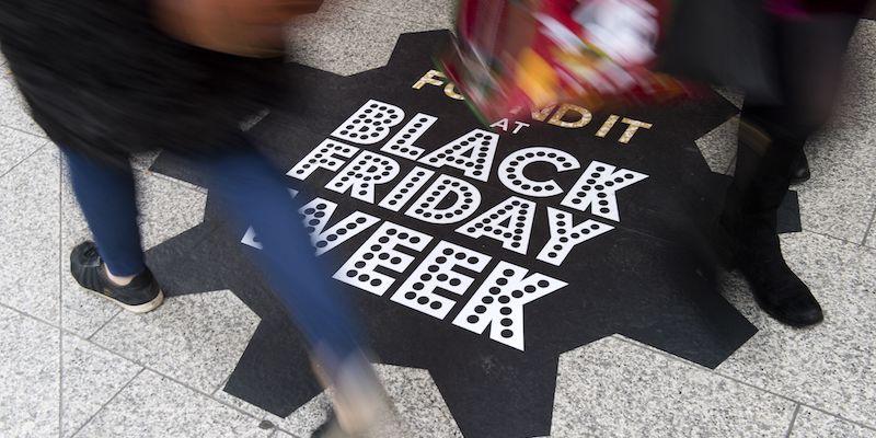 Black Friday Ryanair