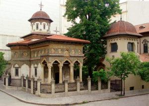 weekend a Bucarest