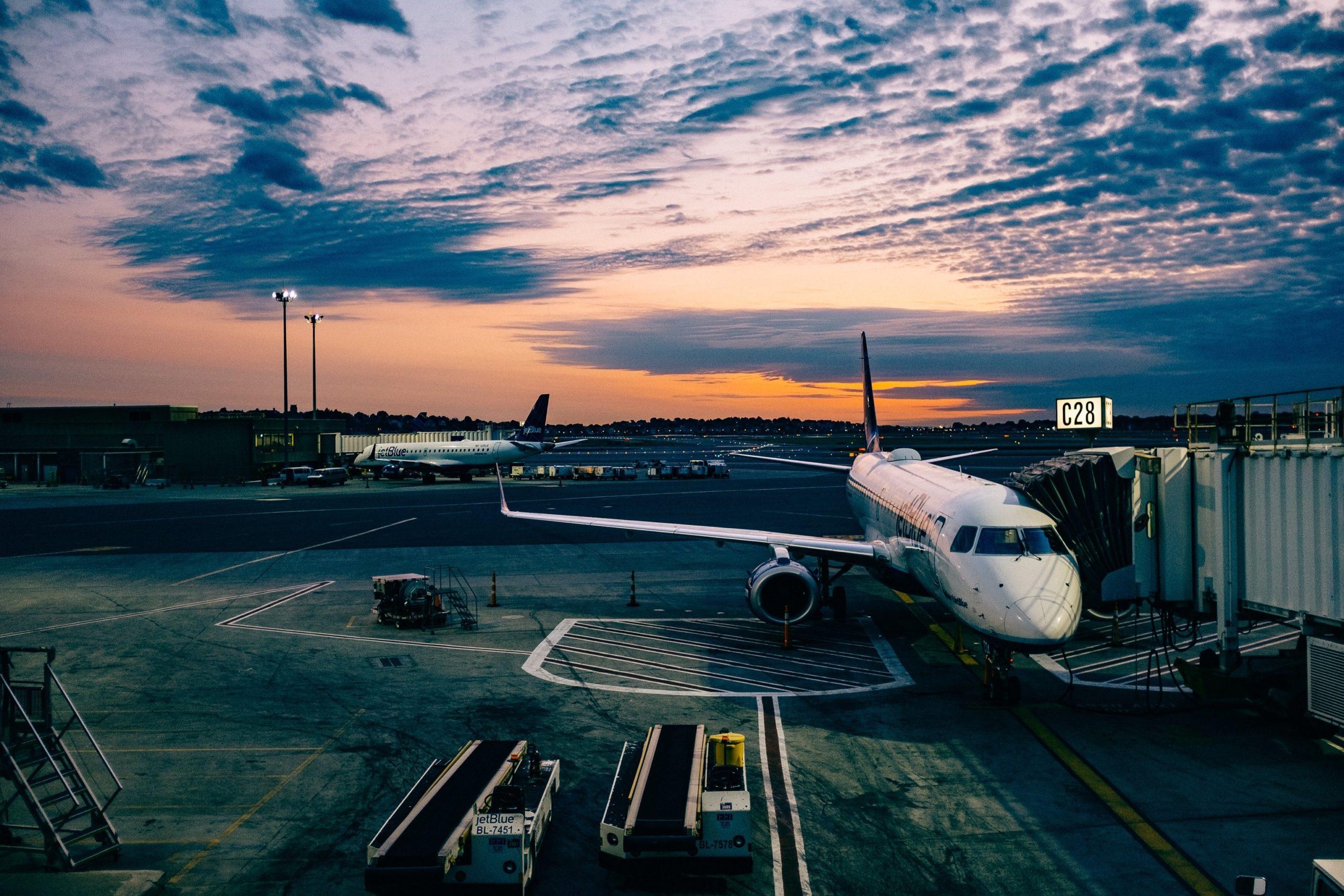 viaggiare in aereo sicuro