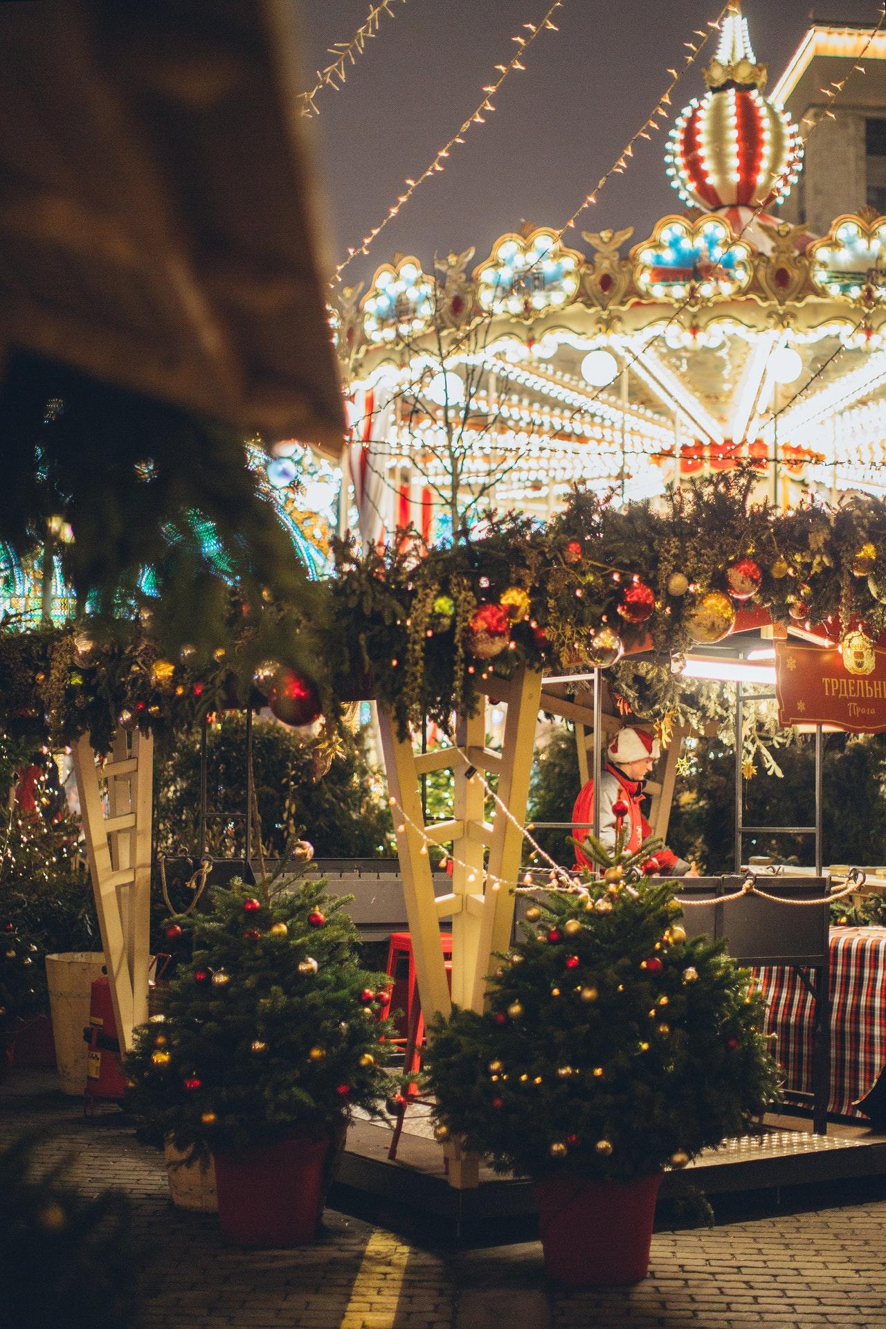 mercatini di Natale Covid